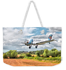 Dakota - Cleared To Land Weekender Tote Bag