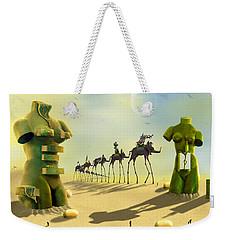 Daliland Park - Panoramic Weekender Tote Bag