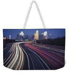 Dallas Afterglow Weekender Tote Bag