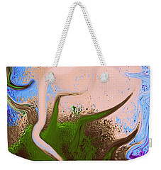 Dally With Dali Weekender Tote Bag