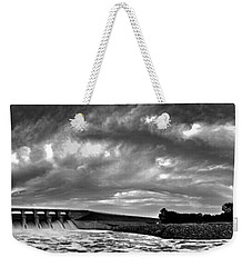 Dam Panoramic Weekender Tote Bag