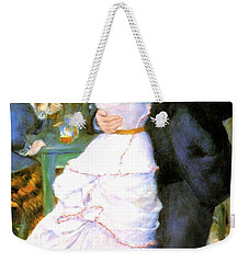 Dance At Bougival Weekender Tote Bag