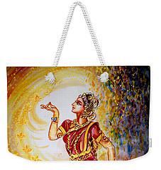 Dance 2 Weekender Tote Bag by Harsh Malik