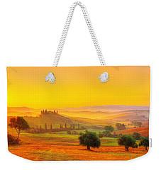 Dance Of Dawn Weekender Tote Bag