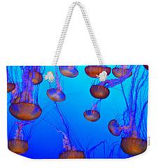 Dance Of The Jellyfish Weekender Tote Bag