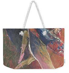 'dance Over Me' Weekender Tote Bag