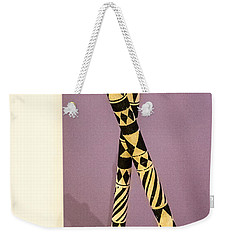 Dance Sticks Weekender Tote Bag
