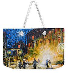 Dance The Night Away Weekender Tote Bag