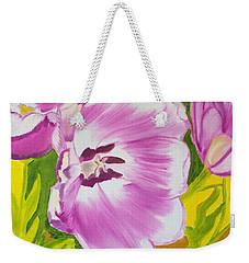 Dance With Me Weekender Tote Bag by Meryl Goudey