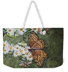 Dance With The Daisies Weekender Tote Bag