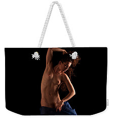 Dance With The Devil Weekender Tote Bag