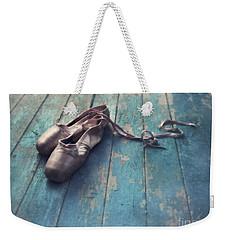 Danced Weekender Tote Bag by Priska Wettstein