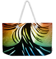 Dancer 3 Weekender Tote Bag by Anita Lewis