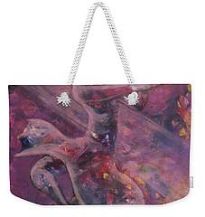 Dancer Weekender Tote Bag by Jack Malloch
