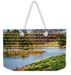 Dances With The Daffodils Weekender Tote Bag