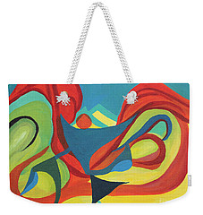 Dancing Child Weekender Tote Bag