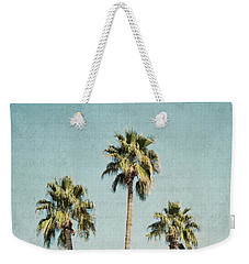 Weekender Tote Bag featuring the photograph Dancing In The Sun - Square by Lisa Parrish