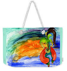 Dancing Tree Of Life Weekender Tote Bag