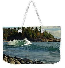 Dancing Waves Weekender Tote Bag
