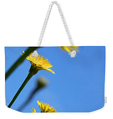 Dancing With The Flowers Weekender Tote Bag