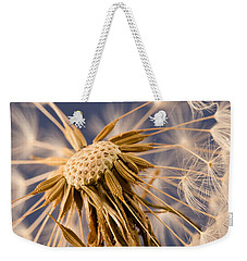 Dandelightful Weekender Tote Bag by Don Schwartz