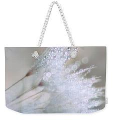 Dandelion Bling Bokeh Weekender Tote Bag