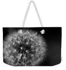Dandelion Fluff Weekender Tote Bag