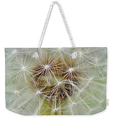 Dandelion Matrix Weekender Tote Bag
