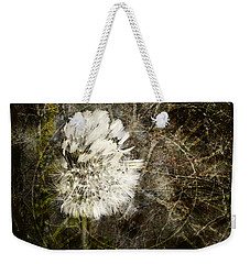 Dandelions Don't Care About The Time Weekender Tote Bag