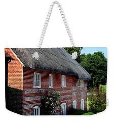 Dane Cottage Nether Wallop Weekender Tote Bag