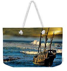 Dangerous Waters Weekender Tote Bag