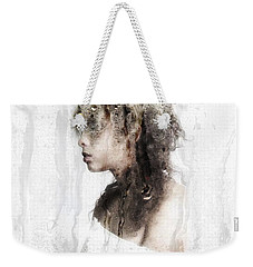 Dank Weekender Tote Bag by Jessica Shelton