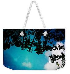 Dappled Sky Weekender Tote Bag
