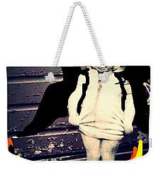 Dark Angel Weekender Tote Bag