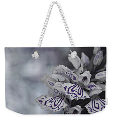 Dark Angel Of Flowers Weekender Tote Bag