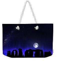 Dark Henge Weekender Tote Bag
