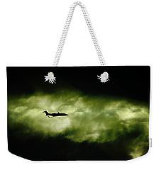 Dark Shadow  Weekender Tote Bag