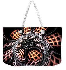 Dark Side Weekender Tote Bag