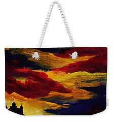 Dark Times Weekender Tote Bag