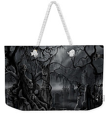 Darkness Has Crept In The Midnight Hour Weekender Tote Bag
