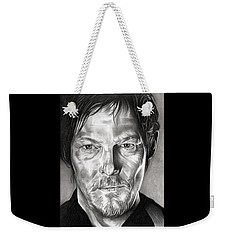 Daryl Dixon - The Walking Dead Weekender Tote Bag