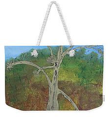 Dash The Running Tree Weekender Tote Bag