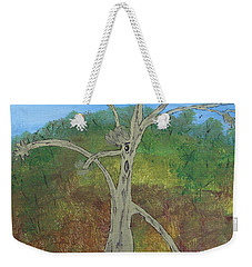 Dash The Running Tree Weekender Tote Bag
