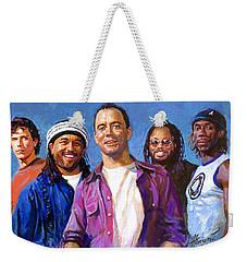 Dave Matthews Band Weekender Tote Bag