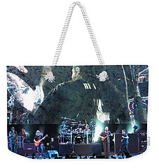 Dave Matthews Band Rocks Final Four Weekend Weekender Tote Bag by Aaron Martens