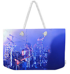 Dave Matthews Jamming In Tampa Flordia  Weekender Tote Bag by Aaron Martens