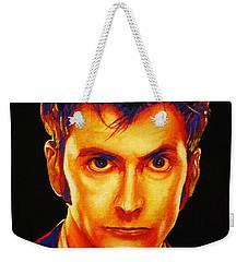David Tennant Weekender Tote Bag