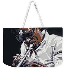 Davis Weekender Tote Bag