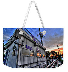 Dawg House Weekender Tote Bag