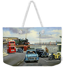Dawlish Summer. Weekender Tote Bag